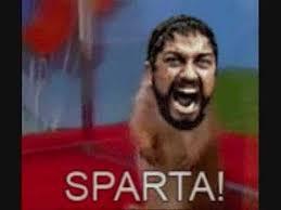 Dramatic Squirrel Meme - dramatic spartaaa youtube