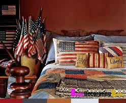 Patriotic Home Decorations 167 Best Red White And Blue Decorating Images On Pinterest Red