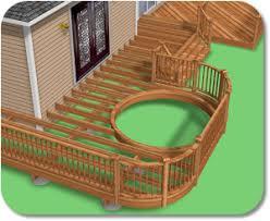 Google Image Result For Httpwwwchrissoftwarecomwpcontent - Backyard deck designs plans