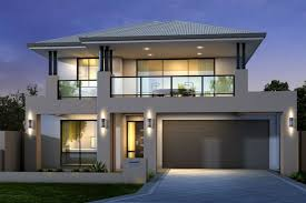 two storey house design modern two storey house designs simple modern house best section