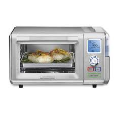Cuisinart Toasters Cuisinart Combo Steam U0026 Convection Toaster Oven 0 6 Cu Ft