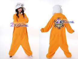 Charmander Halloween Costume Bepo Bear Onesie Original Kigurumi Pajamas Costume Cosplay Clothes