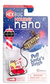 hexbug newton series nano reindeer pull