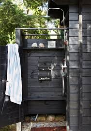 Backyard Shower Ideas Cool Outdoor Shower Ideas For The Hot Summer Ahead Interior Designs