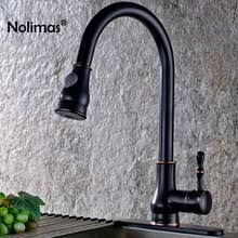 Brushed Brass Kitchen Faucet by Popular Mixer Kitchen Black Buy Cheap Mixer Kitchen Black Lots