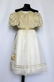 rochii vintage rochie vintage din organza jayne copeland anii 50 60
