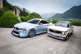 2002 bmw turbo bmw 2002 hommage concept meets the bmw 2002 turbo