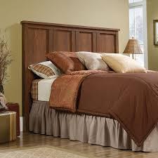Sauder Bedroom Furniture Amazon Com Sauder Cannery Bridge Full Queen Panel Headboard In