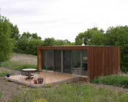 Prefab Guest House With Bathroom by The Arado Weehouse A Modern Prefab Cabin Alchemy Architects