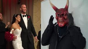 randy orton halloween costume randy orton gets remarried 2015 youtube