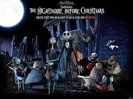 list of the nightmare before characters