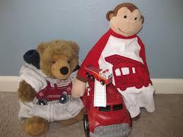 fire truck books all done monkey