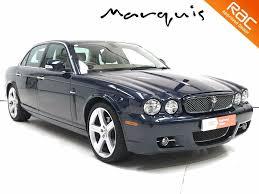used indigo blue jaguar xj for sale derbyshire