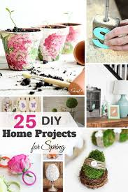 Diy Home Decor Crafts Blog by 136 Best Spring Decorating Ideas Images On Pinterest Easter