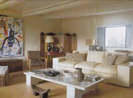 jean michel basquiat painting jacques grange sofa inspired by