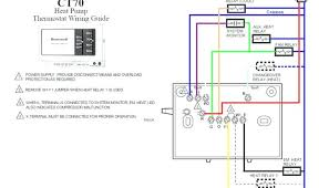 heat thermostat wiring diagram carrier i a dual fuel it