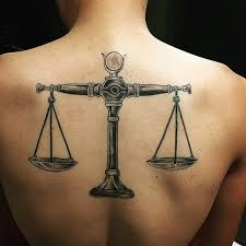 51 irresistible libra tattoos with history u0026 meaning