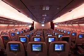 A340 Seat Map Qatar Airways A340 600 Economy Class Doha Paris Youtube