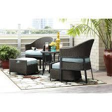Patio Furniture For Small Patios  Vecinosdepazcom - Small porch furniture