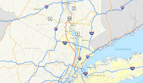 New Jersey To New York Map by Palisades Interstate Parkway Wikipedia