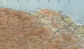 Bristol England Map by Bristol Channel Map