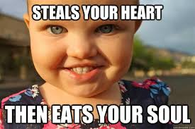 Demon Memes - steals your heart then eats your soul ridiculously photogenic