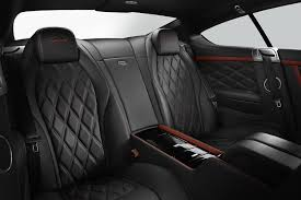 bentley sports car interior 2014 bentley continental gt speed review digital trends