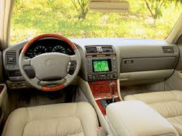 lexus ls400 1990 lexus ls 400 sedan models price specs reviews cars com