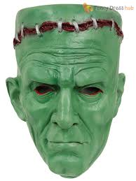 frankenstein mask adults frankenstein mask headpiece fancy dress