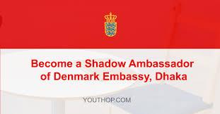 Denmark Flag Color Meaning Become A Shadow Ambassador Of Denmark Embassy Dhaka Bangladesh
