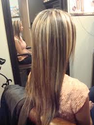 platinum blonde and dark brown highlights photo caramel brown with blonde highlights platinum blonde hair