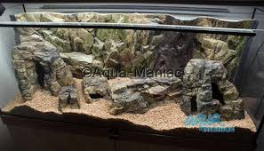 aquarium background 3d root and rock style back drop for fish tanks