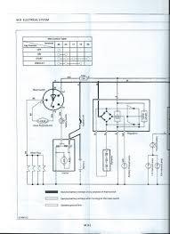 generator voltage regulator wiring question amp gauge and voltage