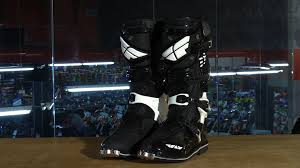 maverik motocross boots fly racing sector motorcycle boots review youtube