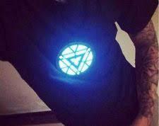 Iron Man Light Up Shirt Light Up Christmas T Shirt Ebay