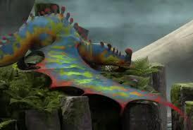 snifflehunch dragons train