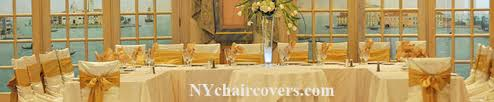 rental chair covers ny chair covers rental 1 49 wedding linens sashes rentals