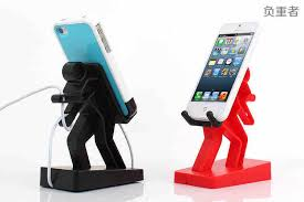 sale boris cell mate desk cell phone holder stand creative