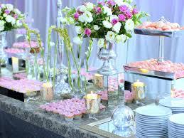 buffet table centerpieces decoration best decorating ideas decor