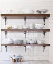 open shelving subway tile u0026 our kitchen progress update u2026 marley