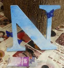 Decorating Wooden Letters How To Fuse And Mould Acrylic Shapes For Decorating Wooden Letters