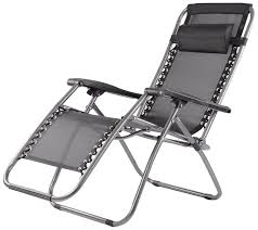 Plastic Chairs For Sale In Bangalore Elite Zero Gravity Relax Recliner Folding Chair Black Amazon In