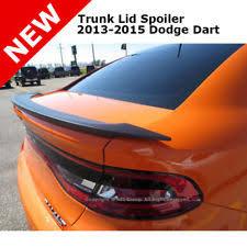 2013 dodge dart spoiler dodge dart spoiler ebay