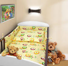 Duvet Cover Cot Bed Size Cot Cotbed Size Bedding Sets And Duvet Covers For Children Ebay
