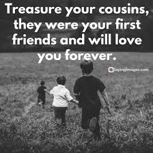 wedding quotes cousin top 30 cousin quotes sayings sayingimages
