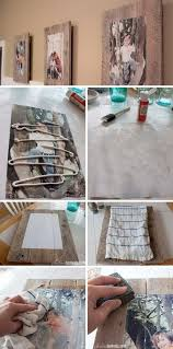 40 diy ideas u0026 tutorials for photo transfer projects