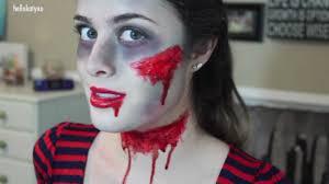 Zombie Barbie Halloween Costume Zombie Prom Queen Tutorial Youtube