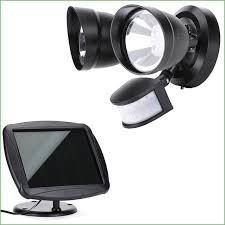 Security Light Solar Powered - lighting maxsa 40226 solar powered motion sensor 80 led security