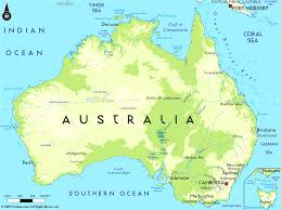 map of aus aus maps australia angelr me