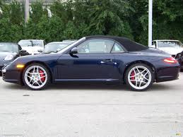 midnight blue maserati 2009 porsche 911 carrera s cabriolet in midnight blue metallic